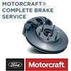 Motorcraft® Complete Brake Service