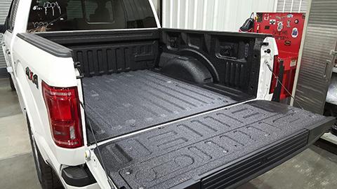 Truck Bed Liner Houston Tx