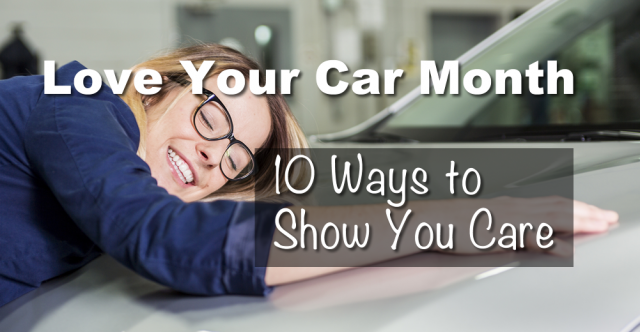 Ten Things To Help Keep Your Vehicle Safe, Looking Sharp
