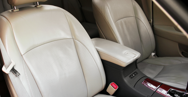 How To Keep Leather Interior Looking Great
