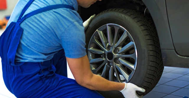 Extend Life, Safety Of Vehicle Tires With Routine Rotation